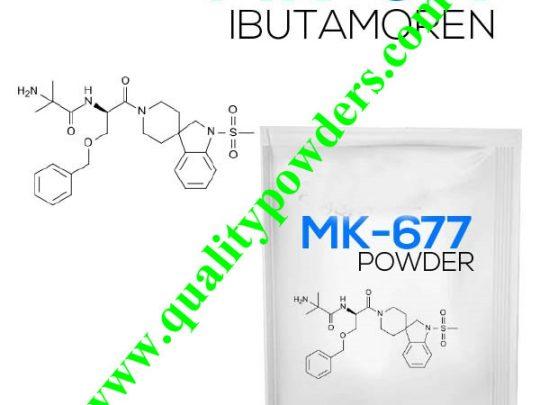 MK-677 (Ibutamoren)