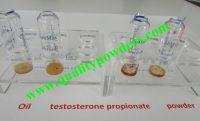testosterone propionate dosage